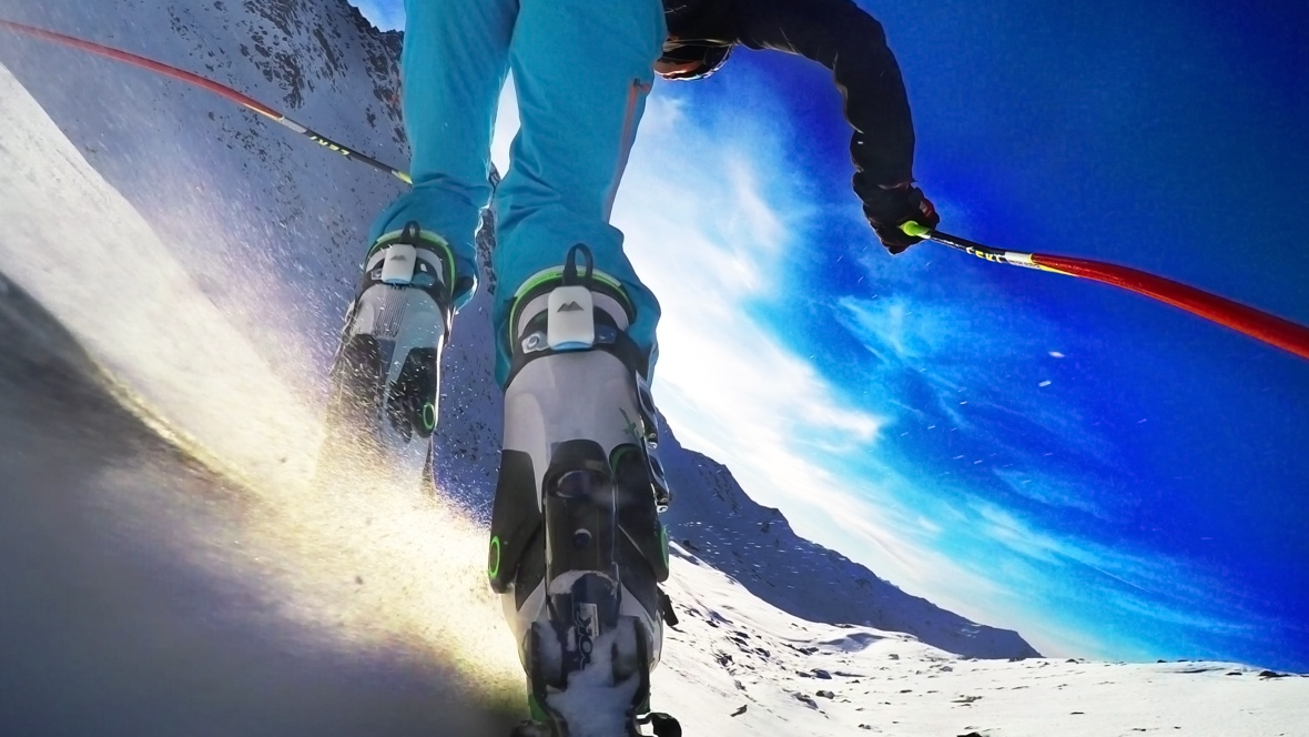 Carv is a digital coach for the ski slopes