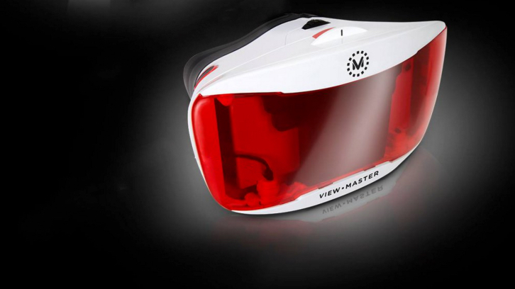 View-Master gets serious with DLX VR