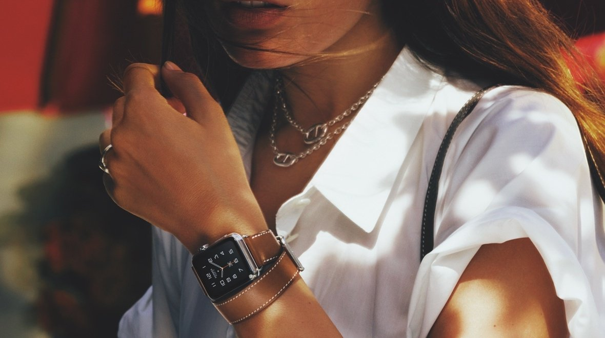 Jony Ive talks up the Apple Watch Hermès
