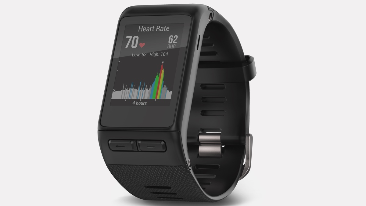 Garmin Vivoactive HR officially announced