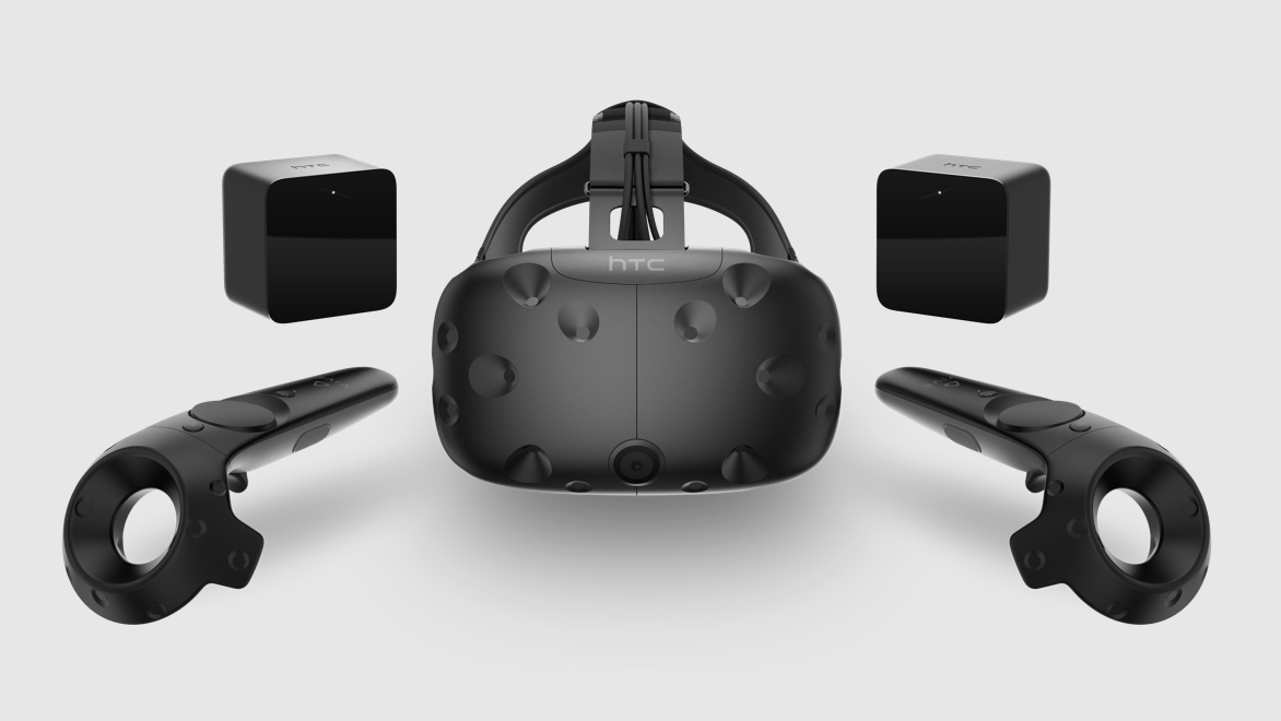 HTC Vive pre-orders have opened