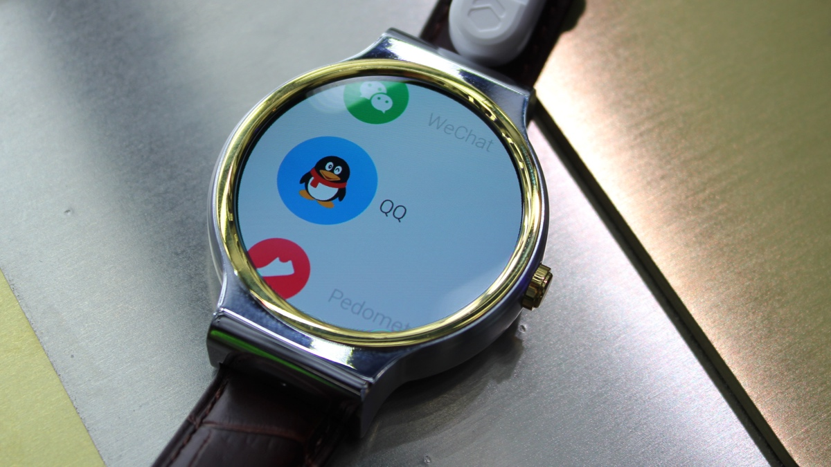 ZTE Axon Watch hands on