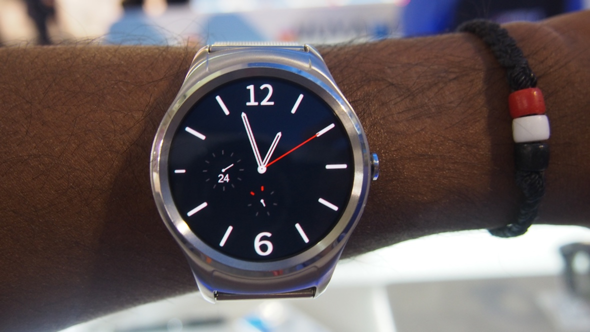 First look at the Haier Watch