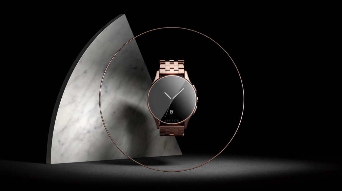 Vector watches could soon be solar powered