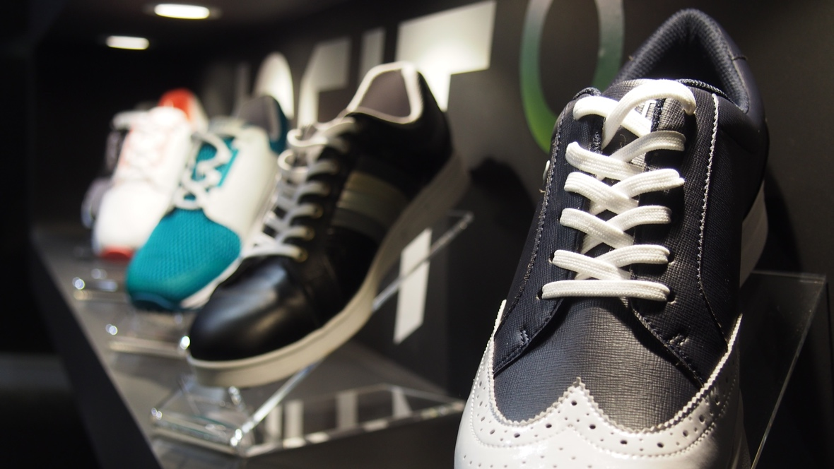 First look at the Iofit smart shoes