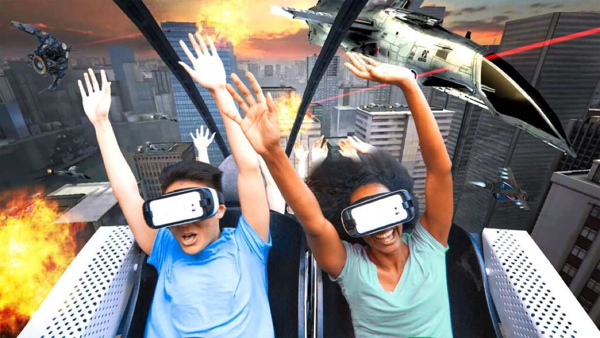 Samsung VR roller coasters are headed to US