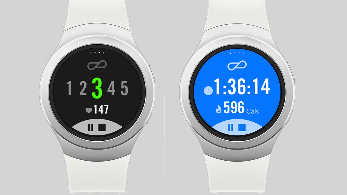 Pear app turns Gear S2 into a fitness coach