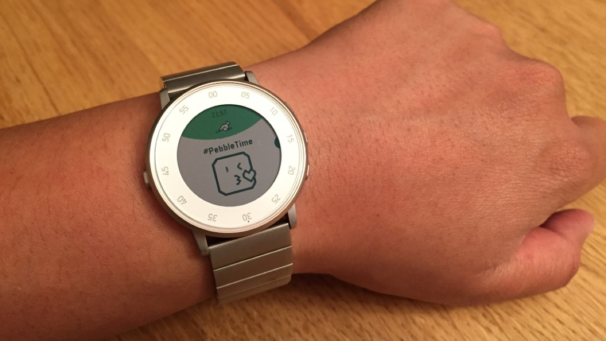 Pebble just released a huge update