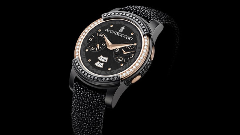 Gear S2 de Grisogono edition unveiled
