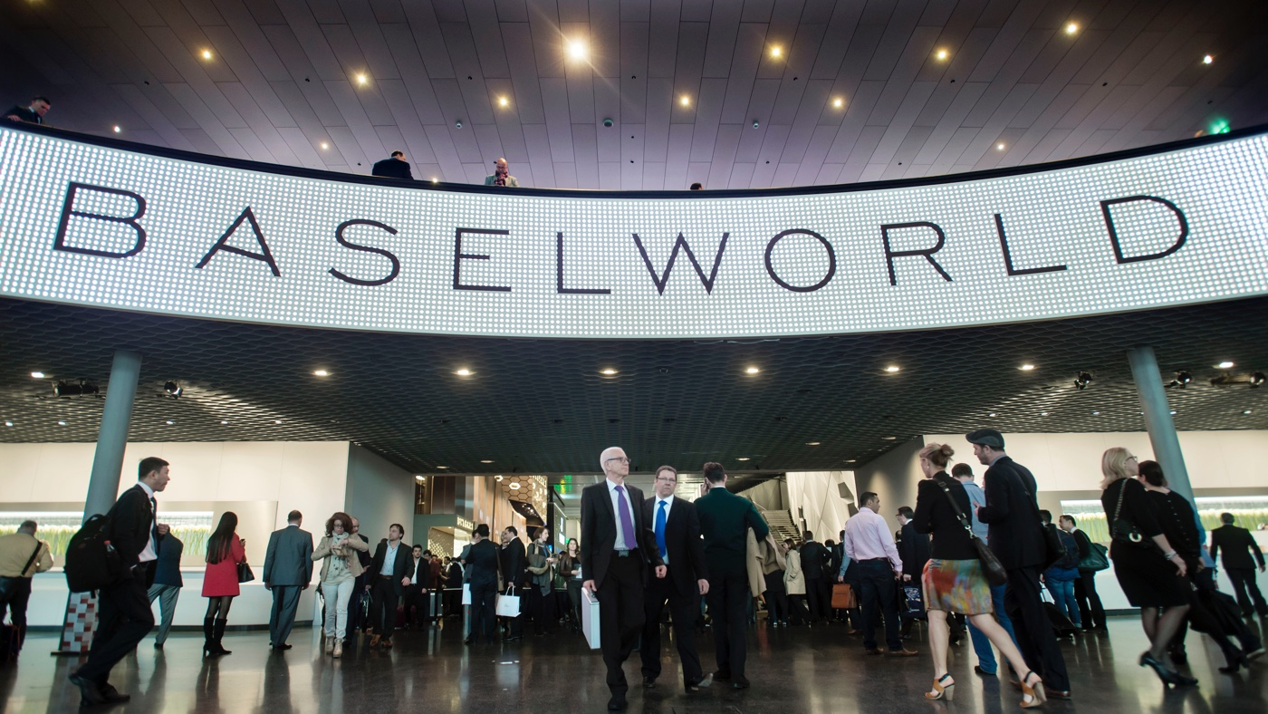 ​Best smartwatches of Baselworld
