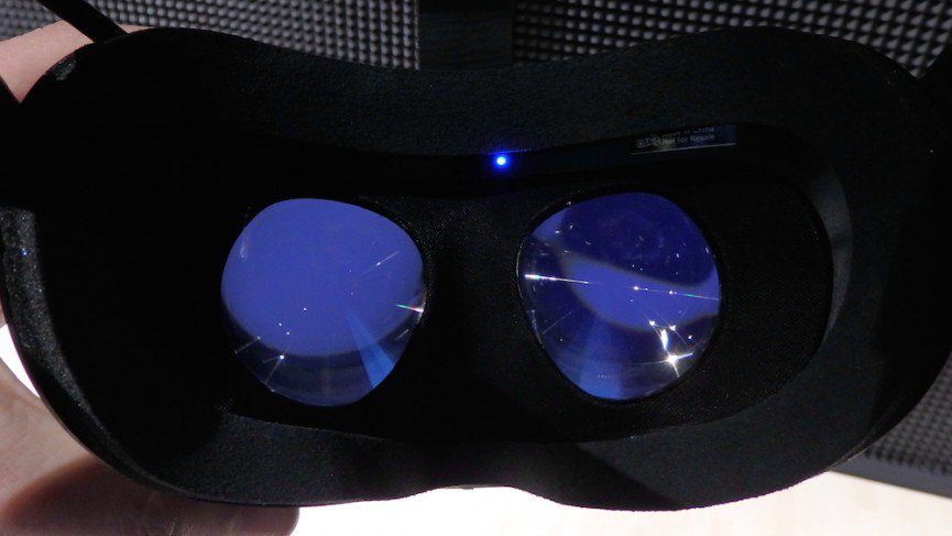And finally: Oculus Rift goes live