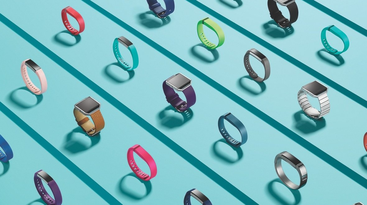 ​New Fitbits go platinum with 1m sales each