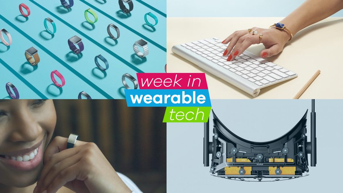 The week in wearable tech