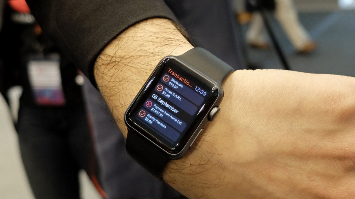 $100bn mobile & wearable payments by 2018