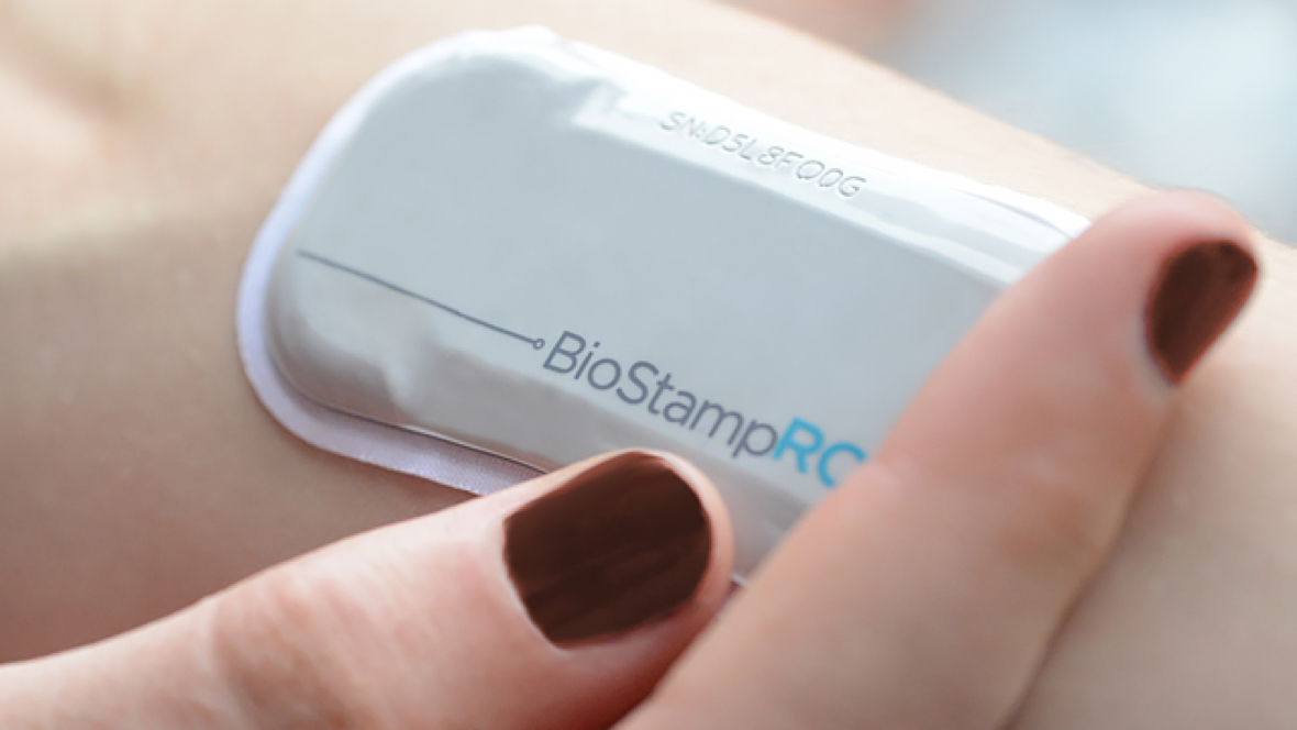 A wearable stamp for payments is on the way