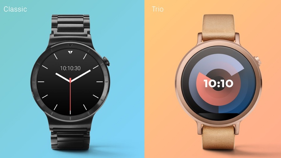 Face Maker brings some style to Android Wear