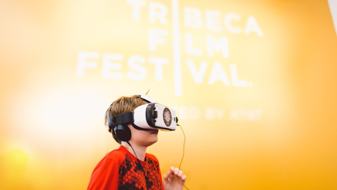 The best Tribeca VR films and games