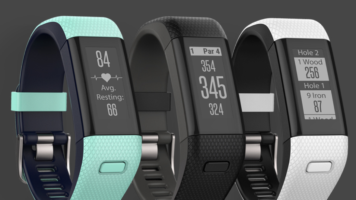 Garmin launches Approach X40 golf band