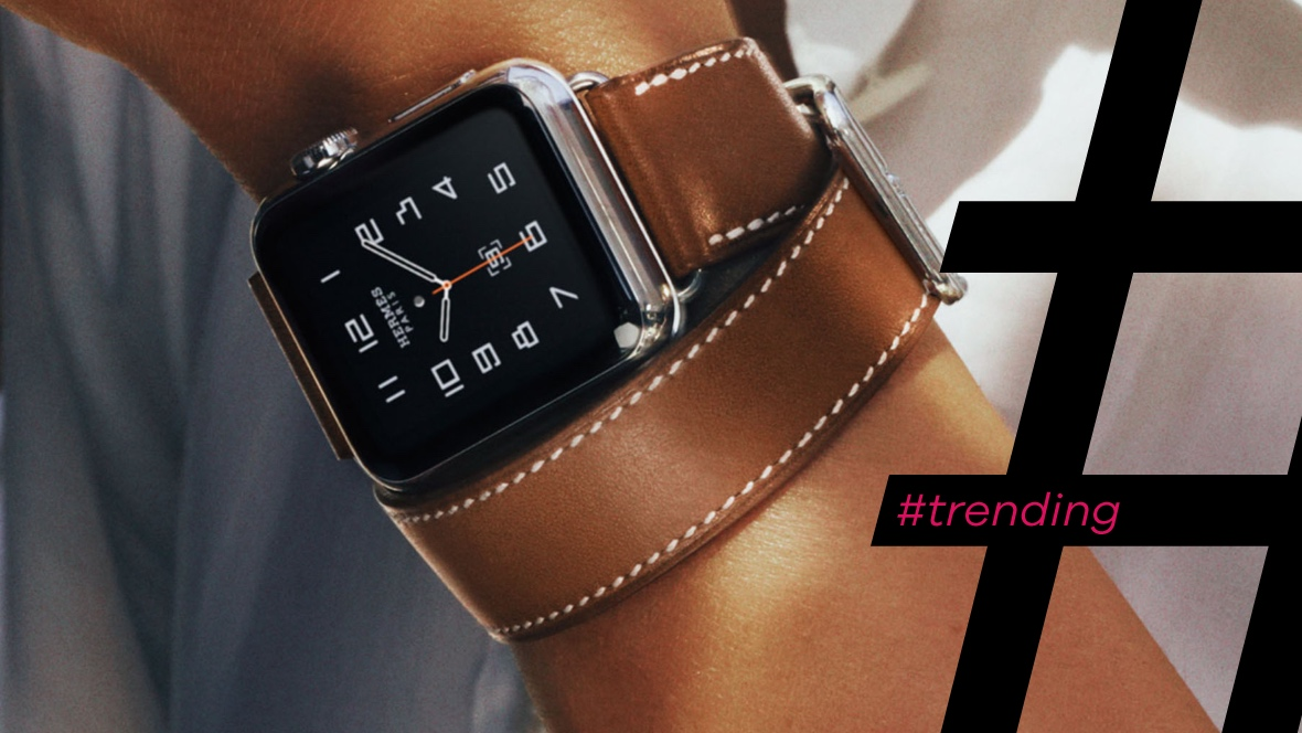 #Trending: Fashion tech timepieces