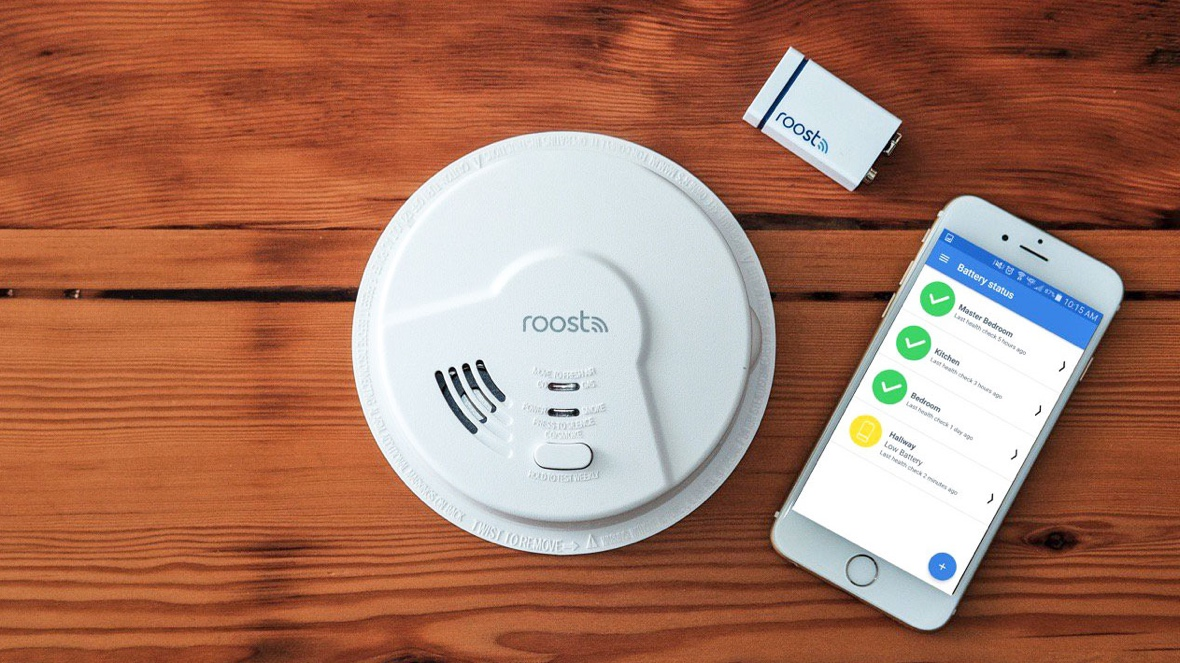 Roost smart smoke detector to rival Nest