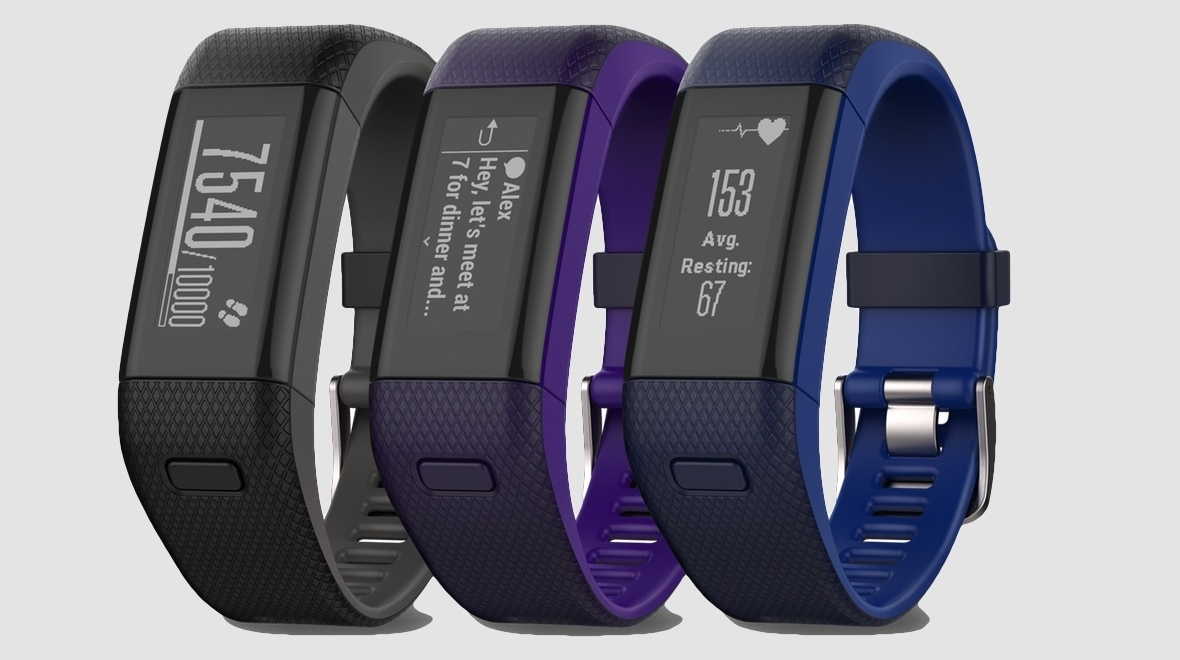 Garmin's becoming a wearable force