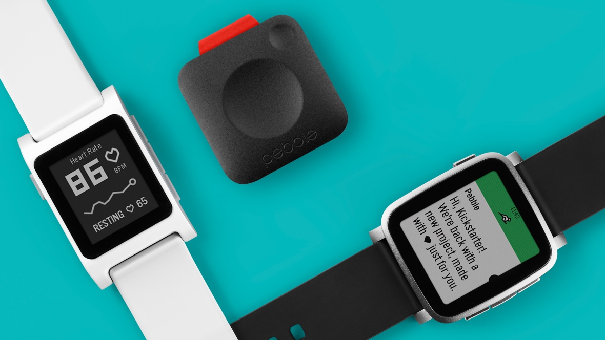 Pebble changed its tune on fitness