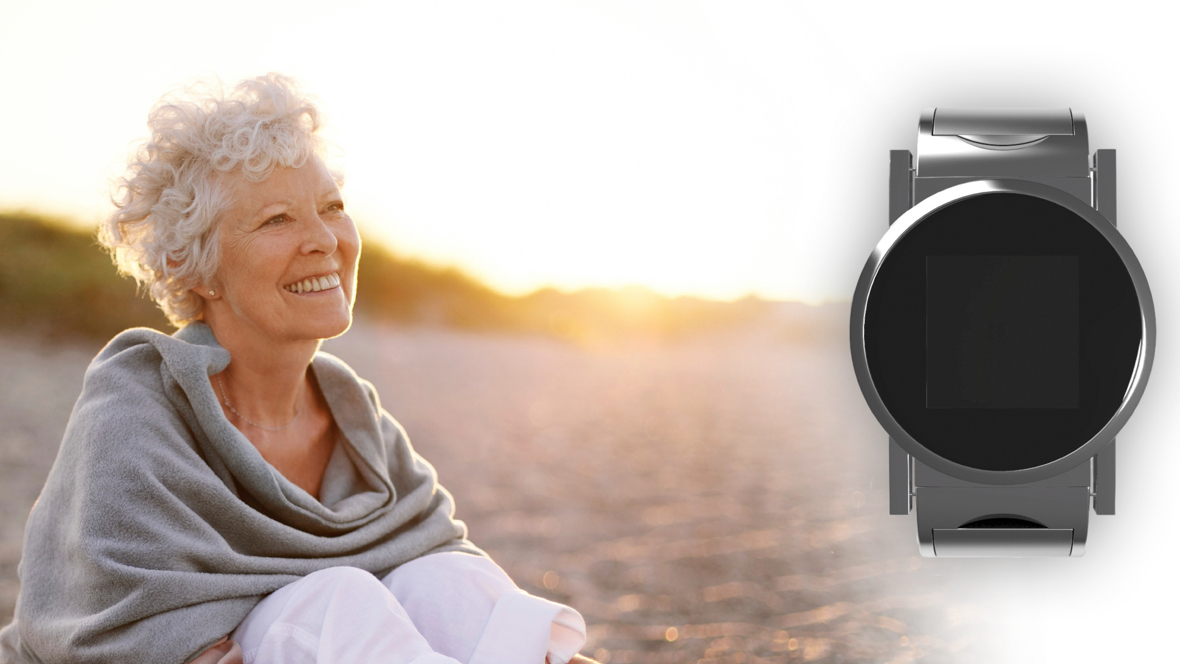 Wearables for the elderly