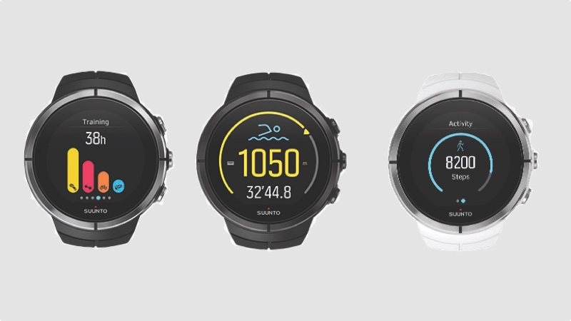 Suunto Spartan Ultra GPS watch unveiled
