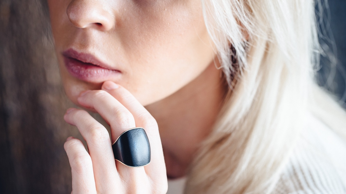 Nimb is a panic button inside a smart ring
