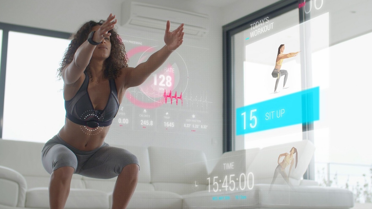 Hera smart fitness bra hits Kickstarter
