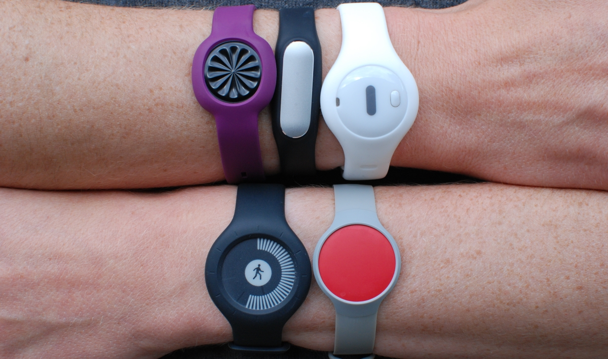 ​Big test: Budget fitness trackers
