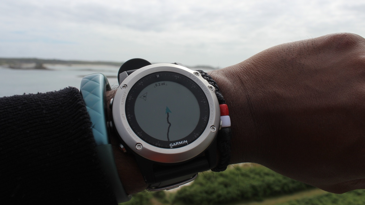 Trek time: Casio and Garmin go wild