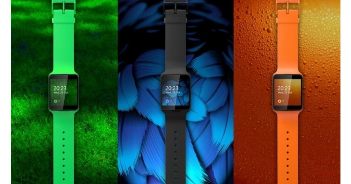 Nokia's cancelled smartwatch gets more leaked images