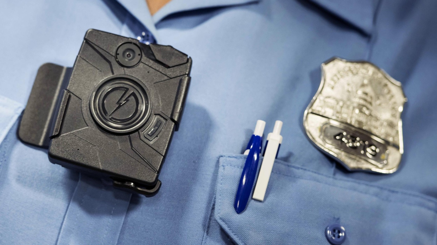 ​Taser: Police body cameras are not enough