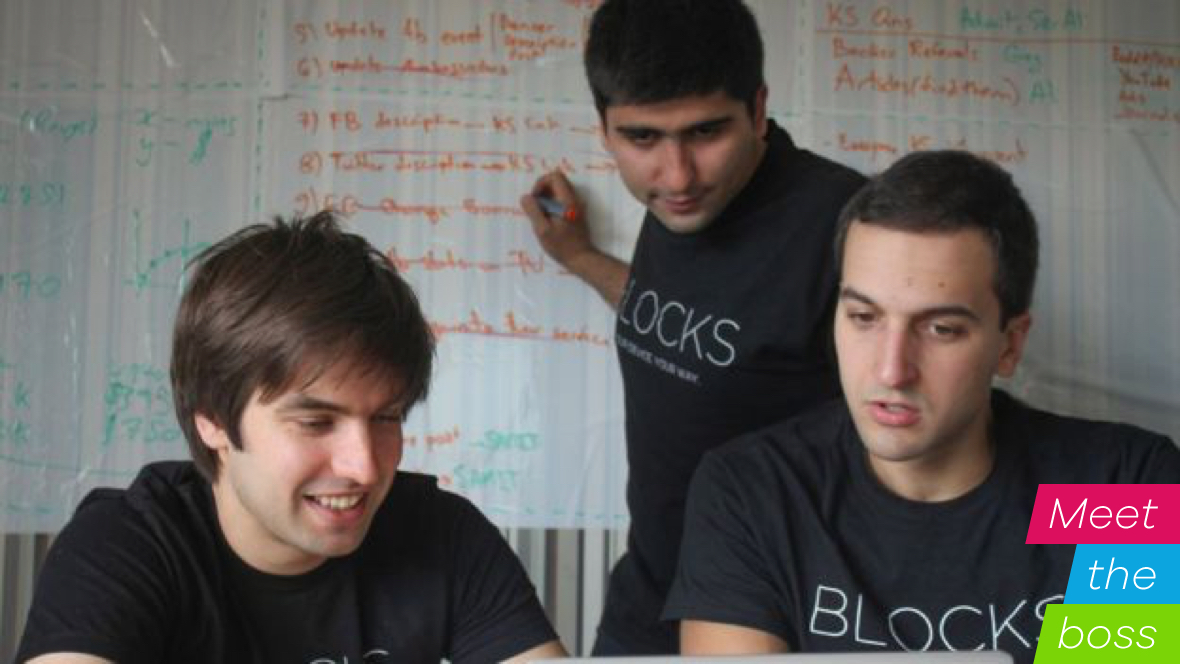 Meet the Team: Blocks