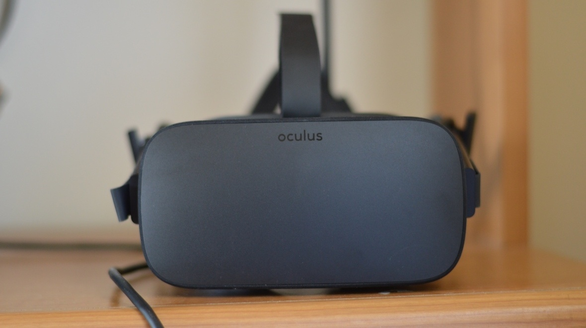 ​Oculus room-scale tracking is on its way