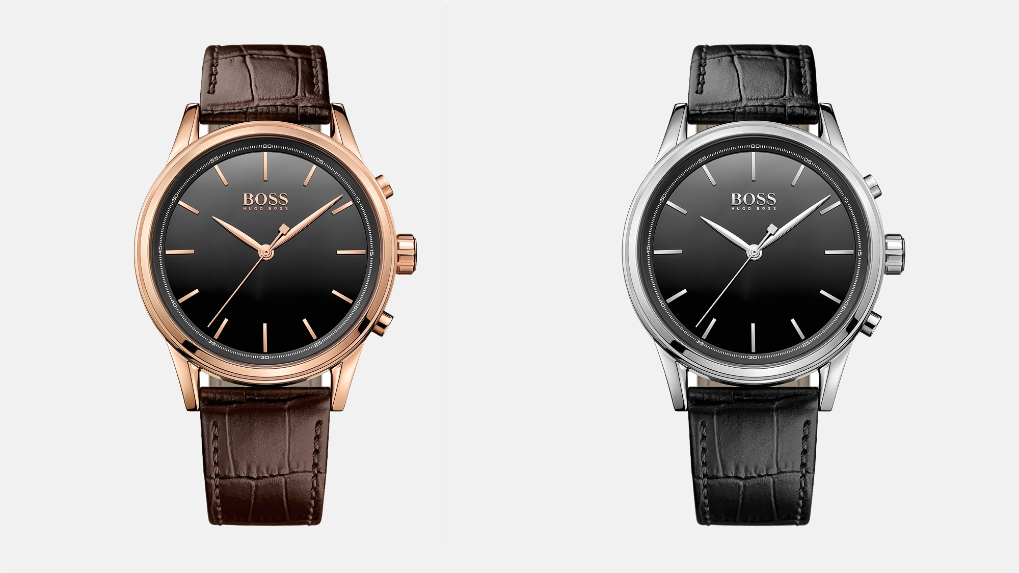 Hugo Boss Smart Classic watches unveiled