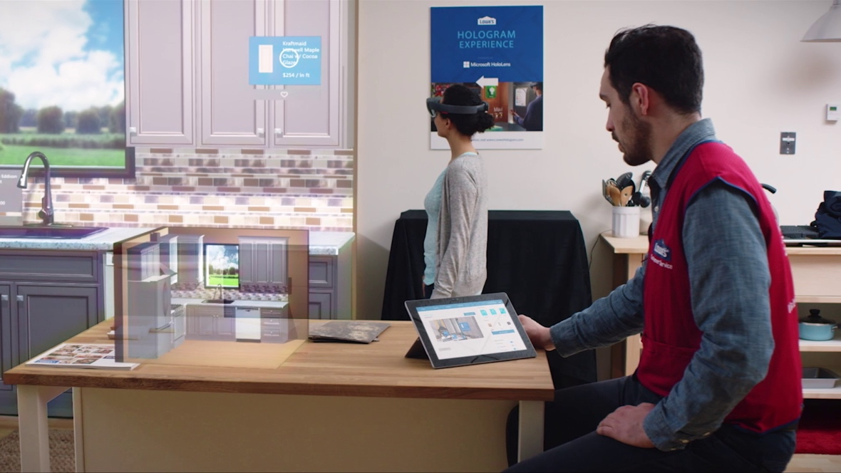 Microsoft HoloLens gets wider release