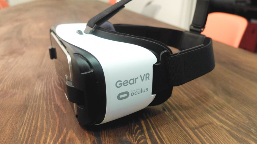 Gear VR invading classrooms in a big way