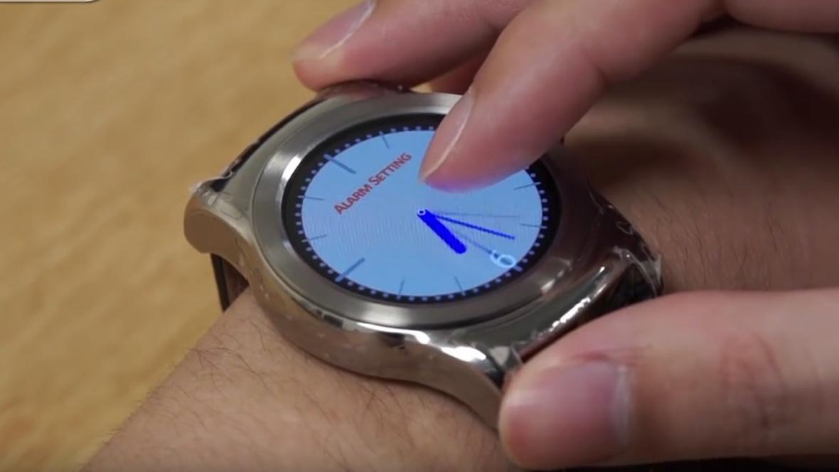 WatchMI creates new smartwatch controls