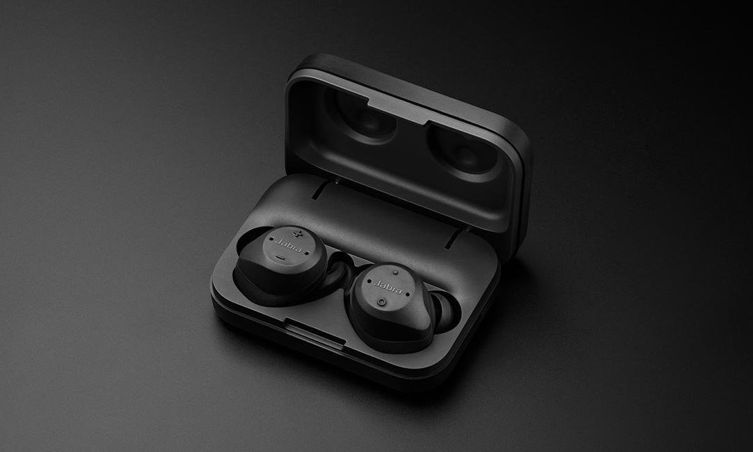 Jabra Elite Sport earbuds are wire free