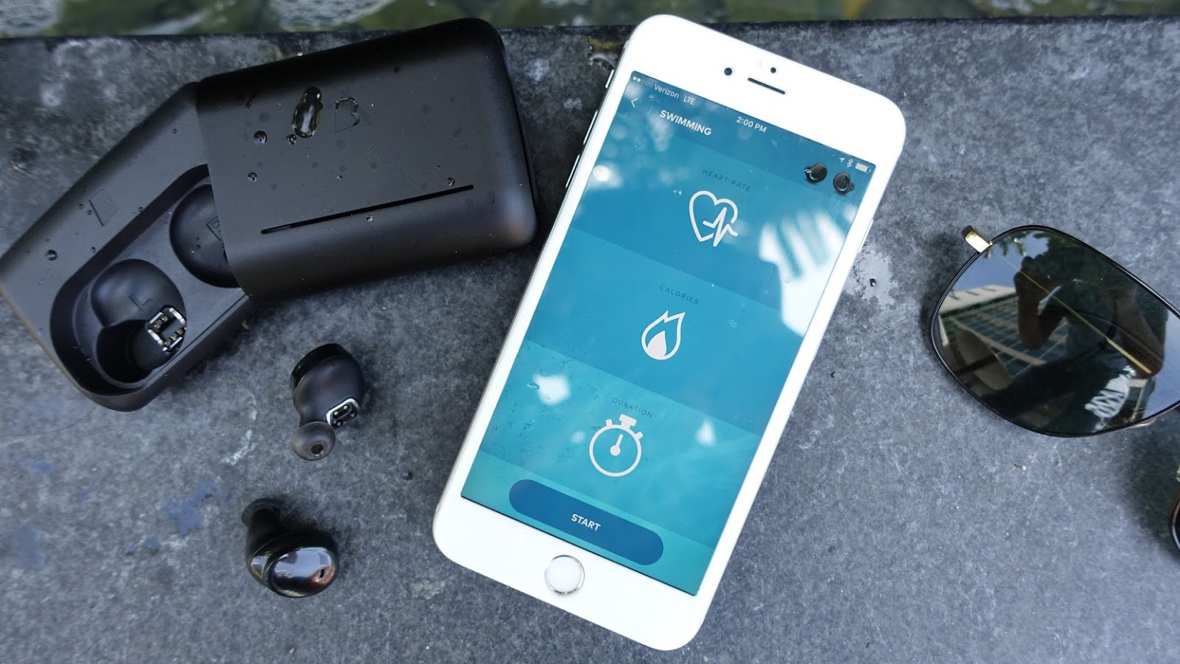 Bragi Dash now works with Apple Health