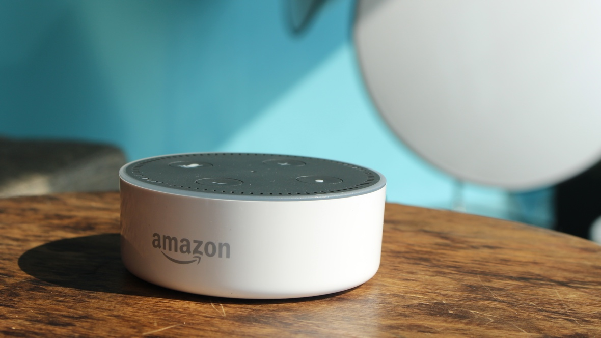Amazon unveils second generation Echo Dot