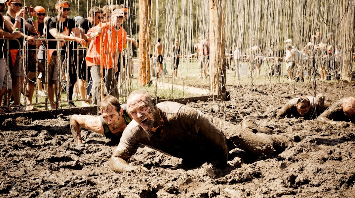 Tough Mudder 2016: Get involved