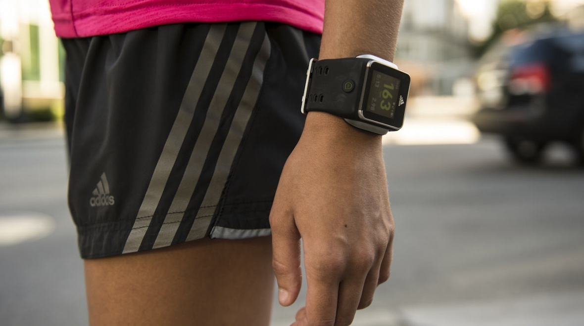 Adidas pulls out of GPS watch race