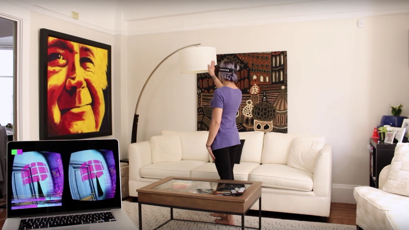 Room-scale VR is coming to mobile