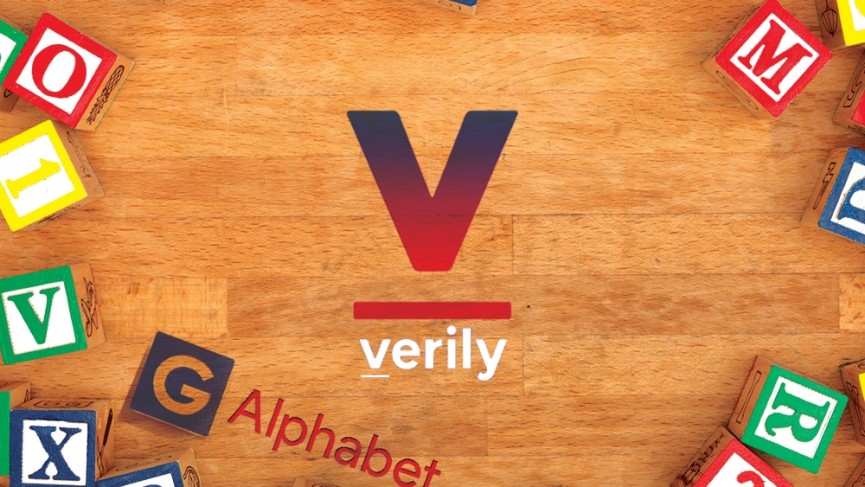 Verily's medical wearable is for research