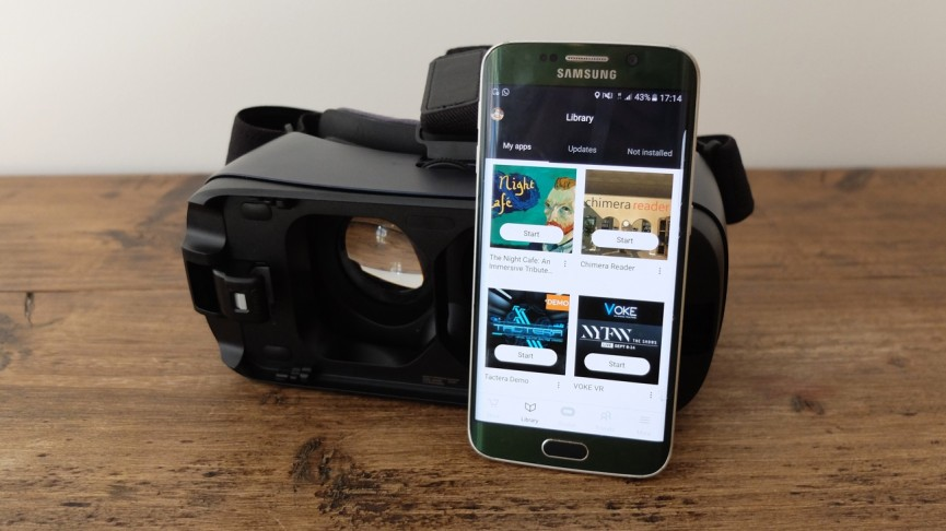 The best mobile headsets for VR apps