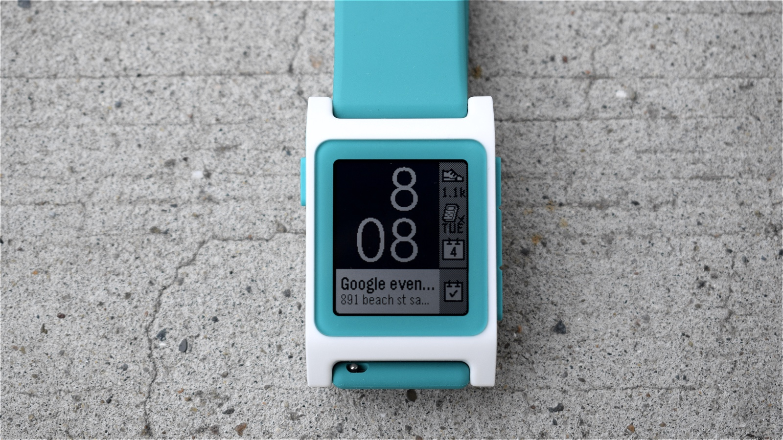 Pebble 2 Review Time Smartwatch Red