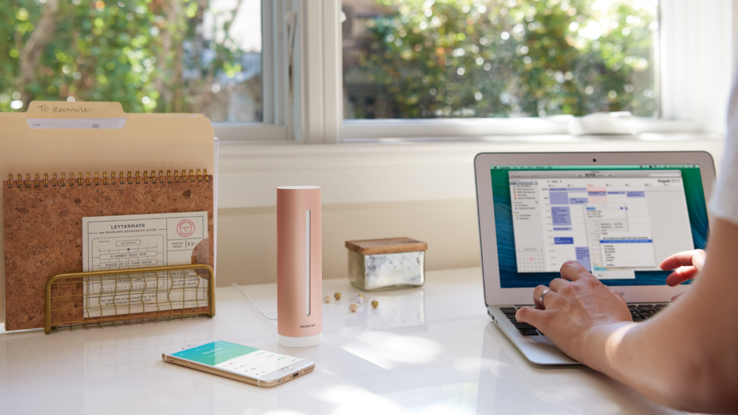 Netatmo launches air quality monitor